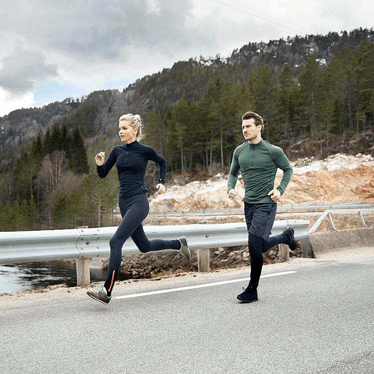 Fra top til tå: Sådan klæder du dig bedst på til en løbetur i kulden