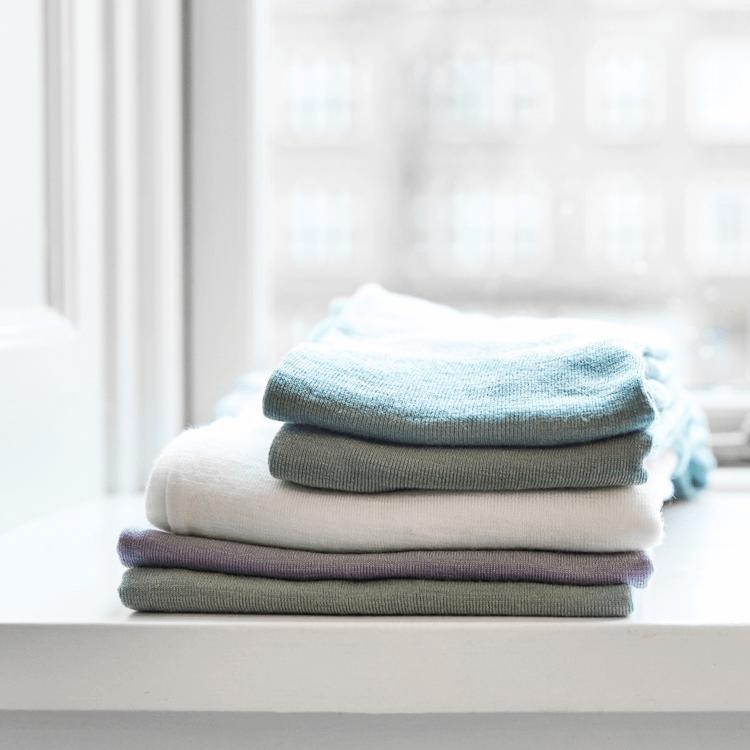 Behandlet vs. Ubehandlet uld