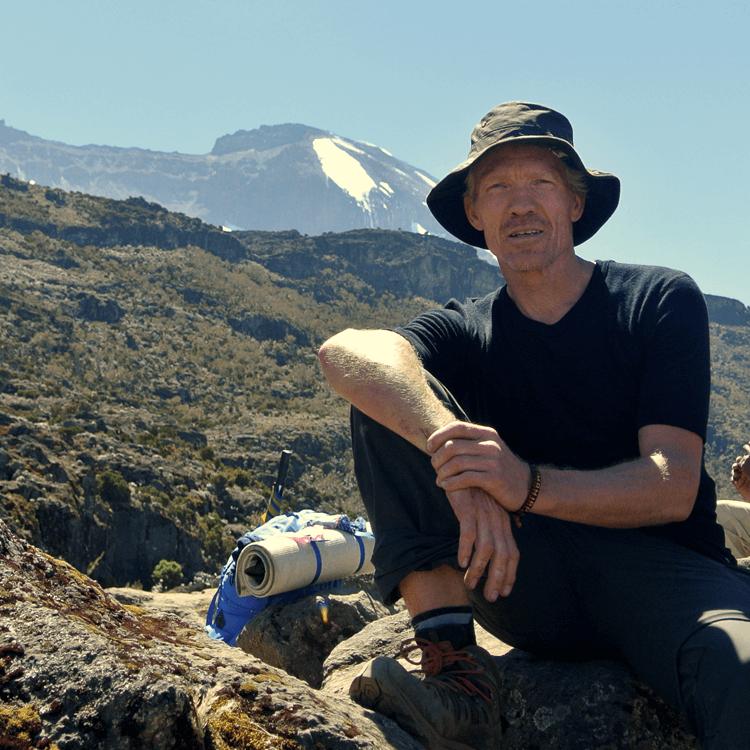 DILLING Underwear i test på Kilimanjaro