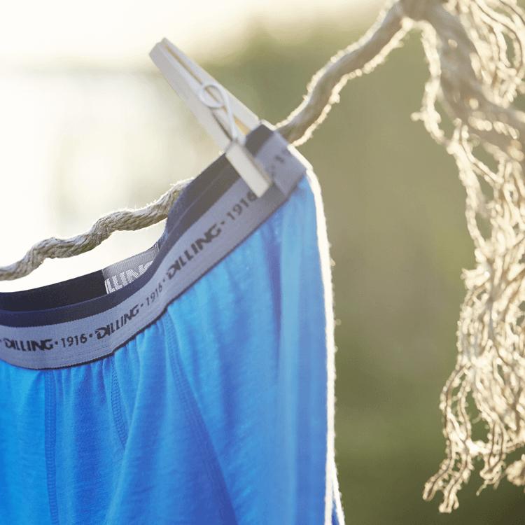 Sådan vasker du dit uldundertøj