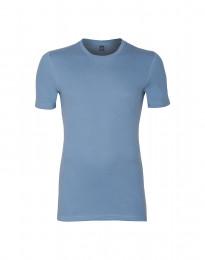 Premium Classic - Bomulds t-shirt til mænd blå