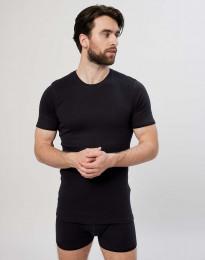 Premium Classic - Bomulds T-shirt til herrer sort