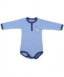 Body med lange ærmer - babytøj