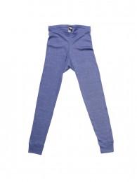 uld-silke leggings til pige