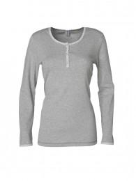 Dame homewear trøje grå