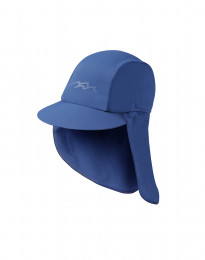 Solhat til børn med UV-beskyttelse UPF 50+ blå