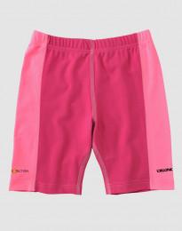 UV-beskyttelses shorts til pige pink