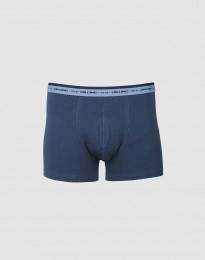 Herre tights - eksklusiv merino uld mørk blå