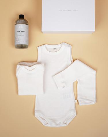 Babypakke natur str. 74