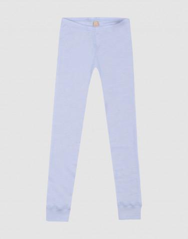 Merinould/silke børne leggings