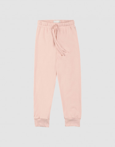 Natbukser til børn rosa