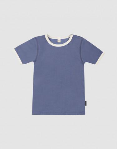 Bomuld T-shirt til børn