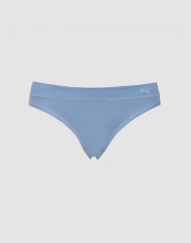 Dilling mini trusser til kvinder bomuld blå