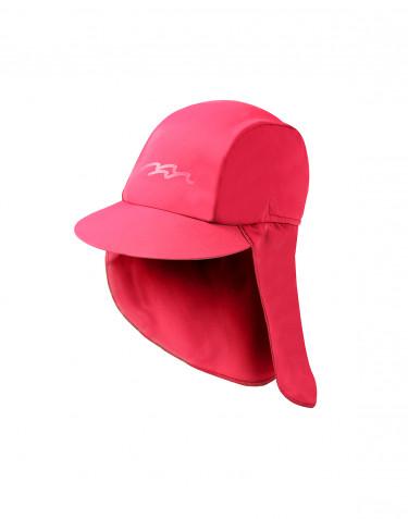 Solhat til børn med UV-beskyttelse UPF 50+ pink