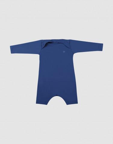 Baby heldragt med UV-beskyttelse UPF 50+ blå