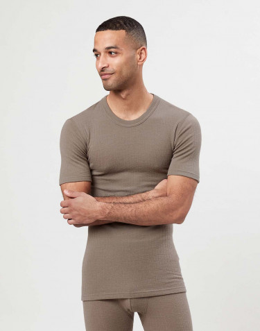 Merinould T-shirt til mænd