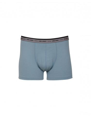 Herre tights - eksklusiv merino uld mineral blå