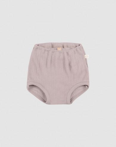 Merinould underbukser til baby
