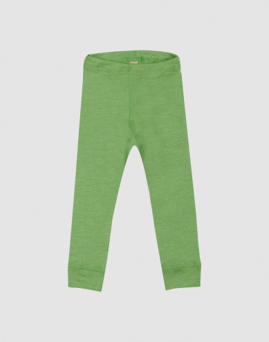 Merinould/silke baby leggings