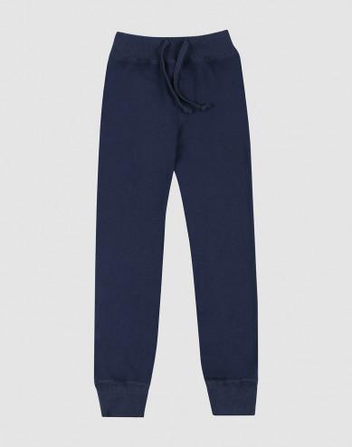 Merinouldfrotté bukser til børn